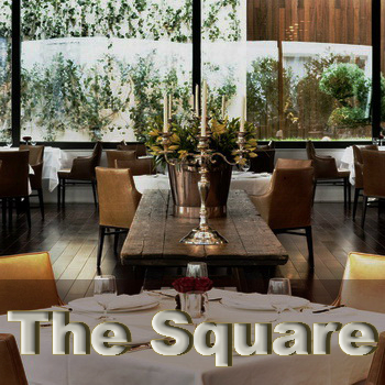 Restoran The Square
